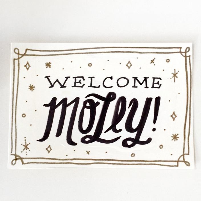 welcomemolly